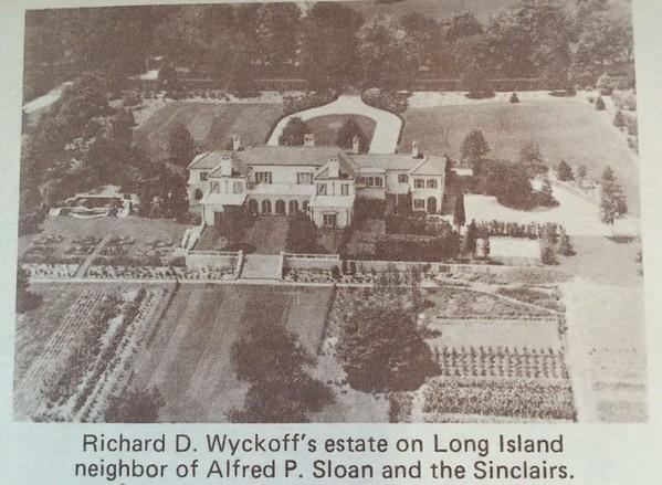 Wyckoff Estate