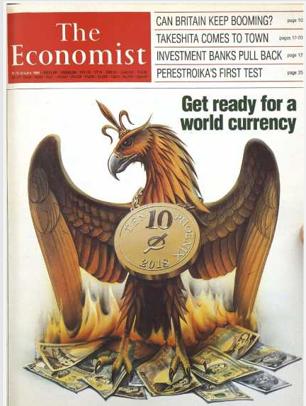 Economist 2018 cover