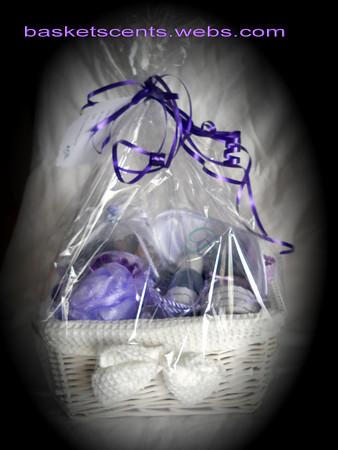 Basketscents - Gift Baskets By: Brenda Lynn