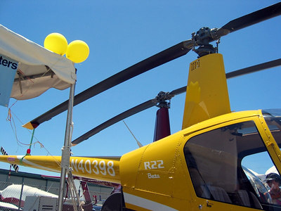 The yellow R22