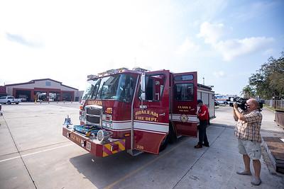 April 16, 2020 Gordon Center COVID Testing Hialeah Fire-115