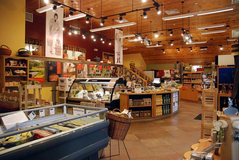 Kayla Rice/Reformer               <br /> The Grafton Village Cheese Company in Brattleboro, VT.