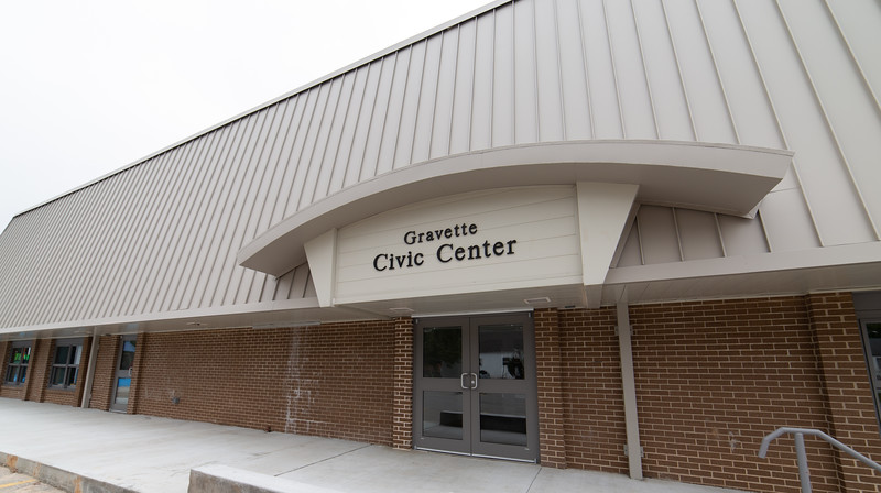 Gravette Civic Center
