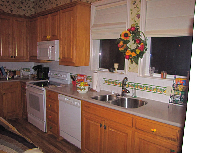 Kitchen area Green Acres Garden B&B - Luxury in the country! Private Cottage on Lake Lavon...