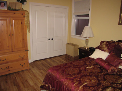 Large lighted closets Green Acres Garden B&B - Luxury in the country! Private Cottage on Lake Lavon...
