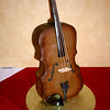 Julana's Vertical Sculpted Violin