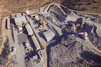HMC Gold Concentrate Production Facility