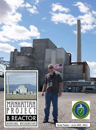 Hanford B-Reactor Tour 20110629