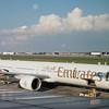 Emirates 777.