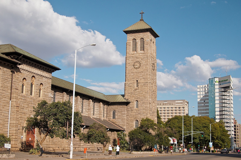 St Mary's Anglican Cathedral