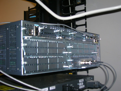 Shreveport COI - Data Center - DS3 Router