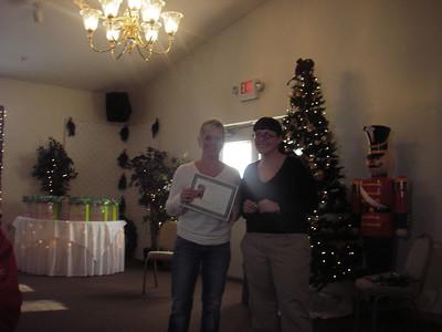 Holiday Staff Meeting 2005