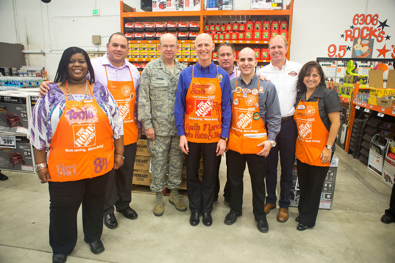 Home Depot Florida Governor Scott-72