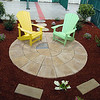 The Central Mass. Home Show, opens at the Wallace Civic Center in Fitchburg, Friday at 5 p.m. This some landscape design by Sterling Greenery out of Sterling MA at their booth at the show.  SENTINEL & ENTERPRISE/JOHN LOVE
