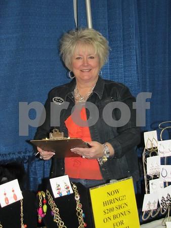 Cheri Delay of Premier Designs jewelry.