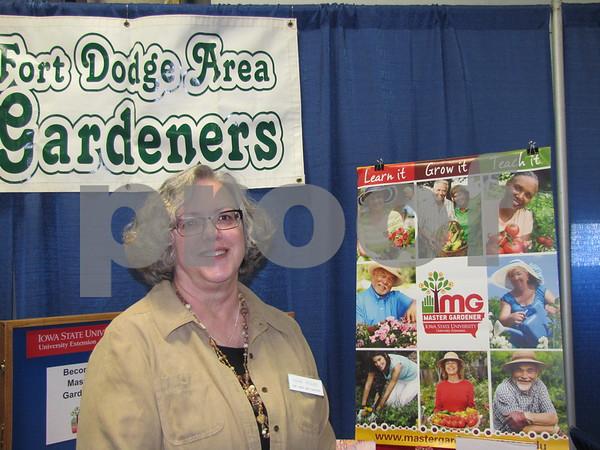 Vickie Keshing of FDA Gardeners