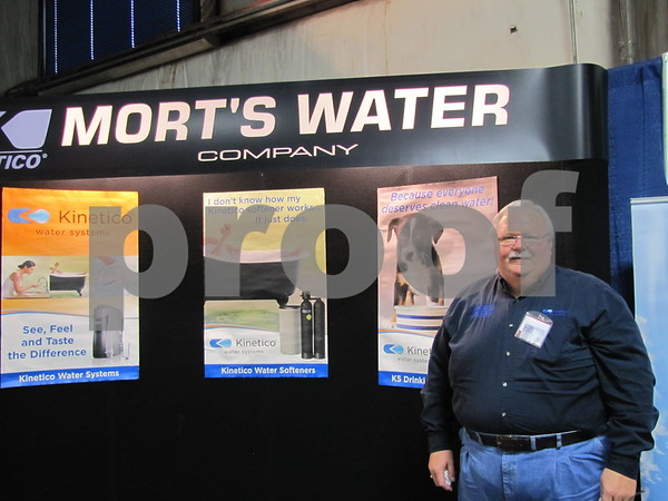 Michael Goodwin of Mort's Water.