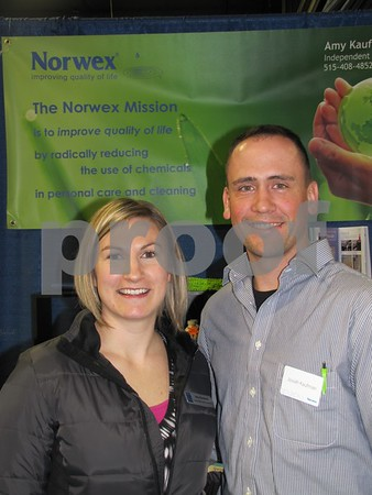 Amy and Josiah Kaufman of Norwex