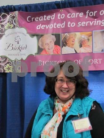 Cheryl Sherry of Bickford of Fort Dodge.
