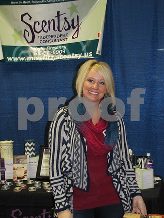 Kellie Fitzsenry, Scentsy consultant.
