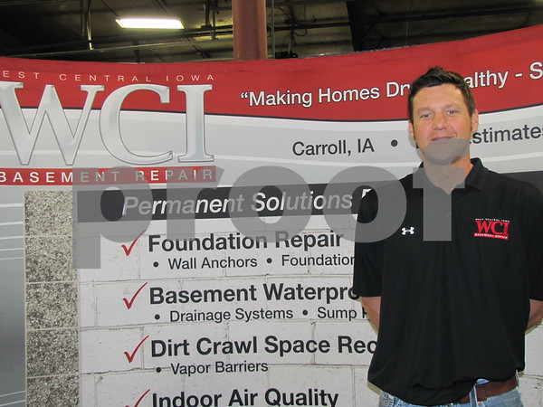 Brian Badding of WCI Basement Repair