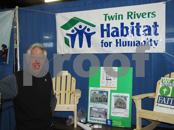 Howard Hartman of Habitat for Humanity.