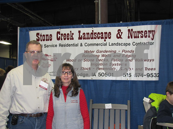 Dell and Shirley Seagren of Stone Creek