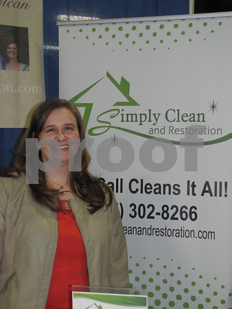 Hope Hartig of Simply Clean and Restoration in Fort Dodge.