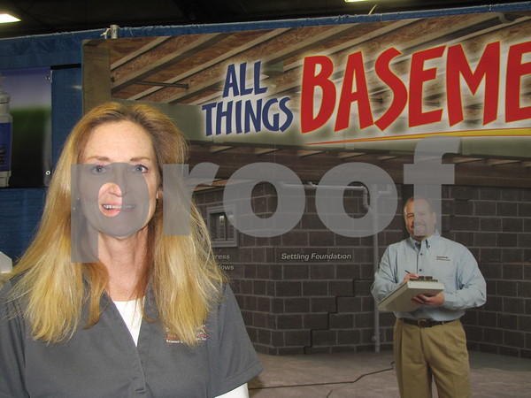 Tascha Renken of Thrasher Basement Systems