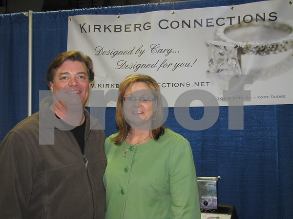 Steve and Cary Estland, owners of Kirkberg Connections do custom design, and re-design of fine jewelry.
