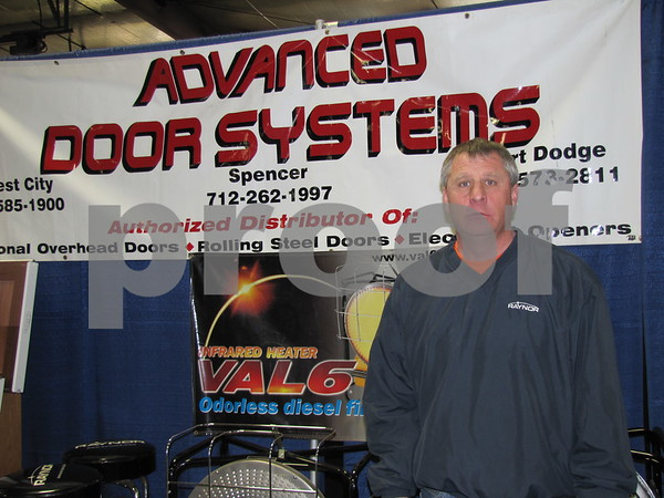 Kent Snyder of Advanced Door Systems