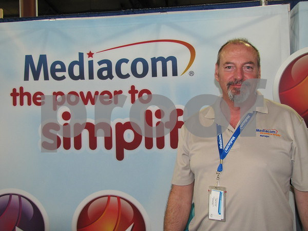 Clyde Stephenson of Mediacom