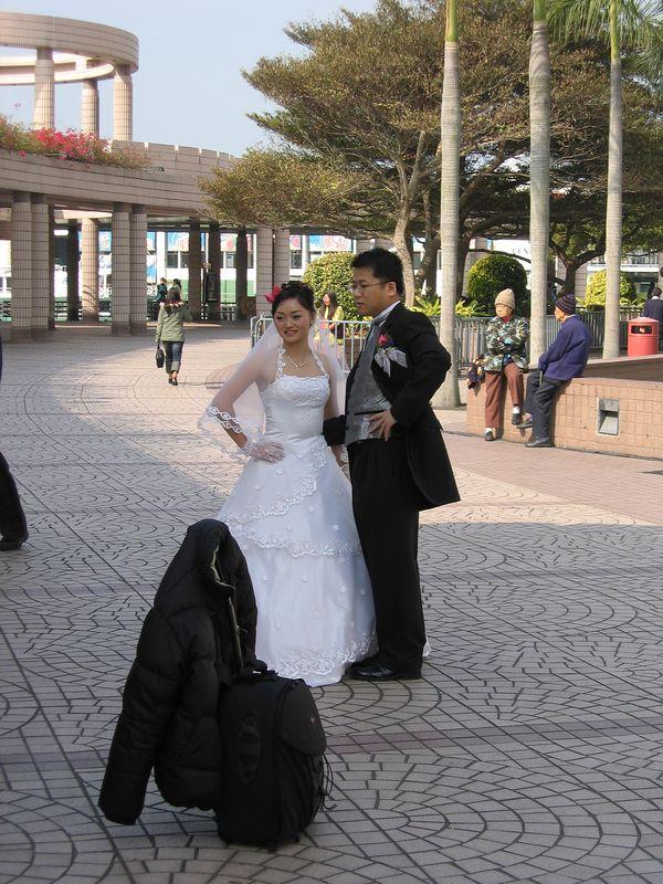 Kowloon wedding party