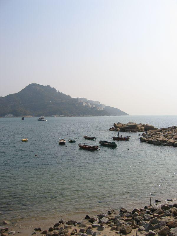 South side of Hong Kong Island