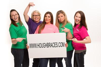 HoughBraces
