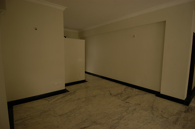 Looking from Living Space back at entry / foyer.