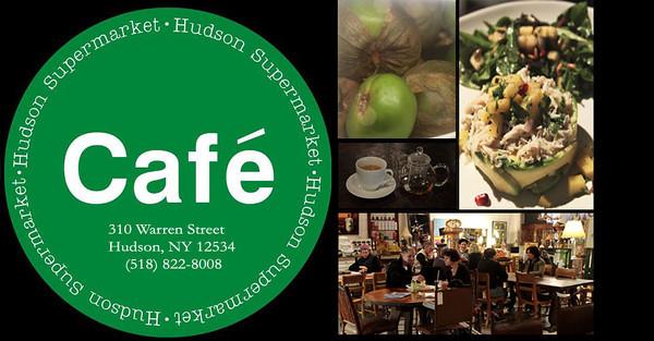 Hudson Supermarket Cafe
