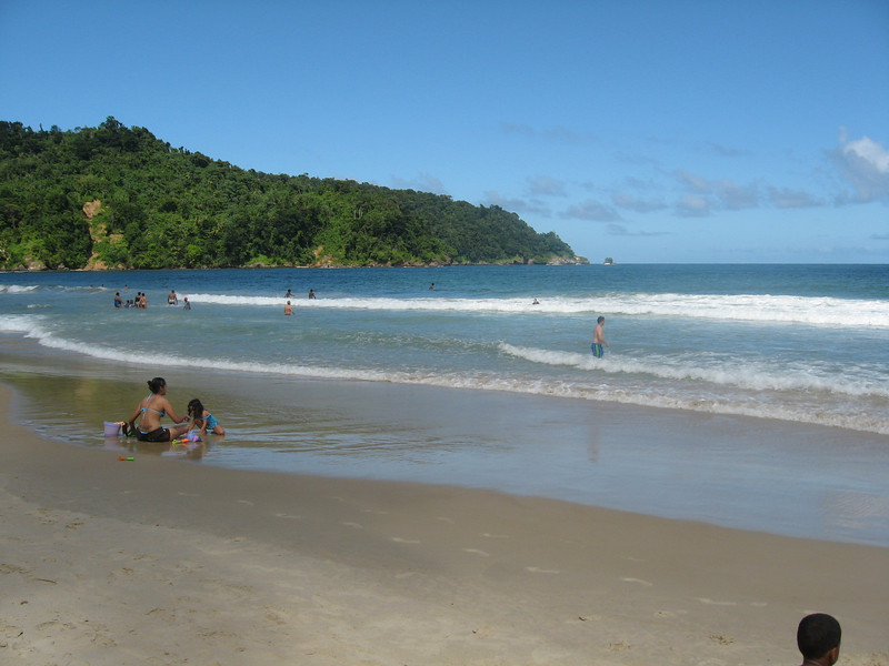 MARACAS BEACH, 45 MINUTES FROM THE CITY.