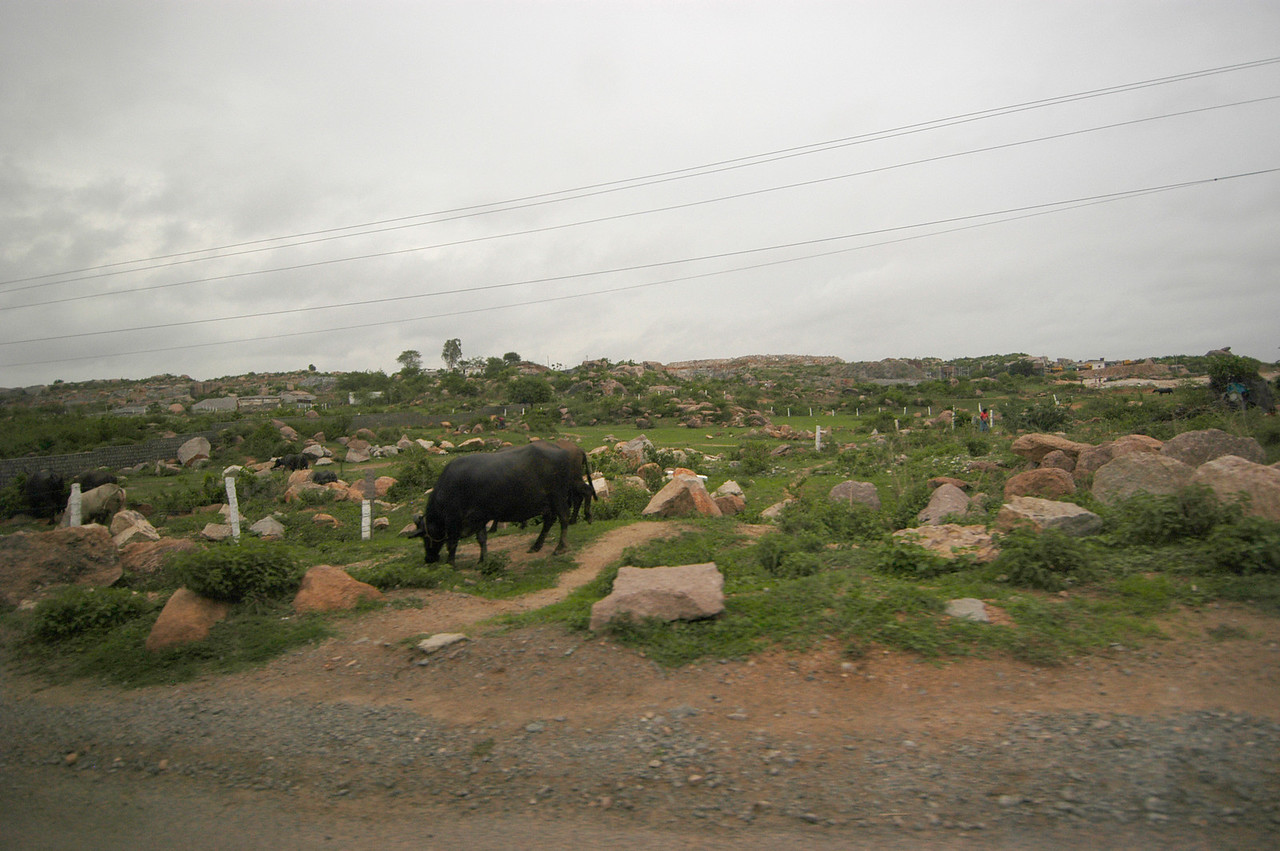 The Hyderabad terrain