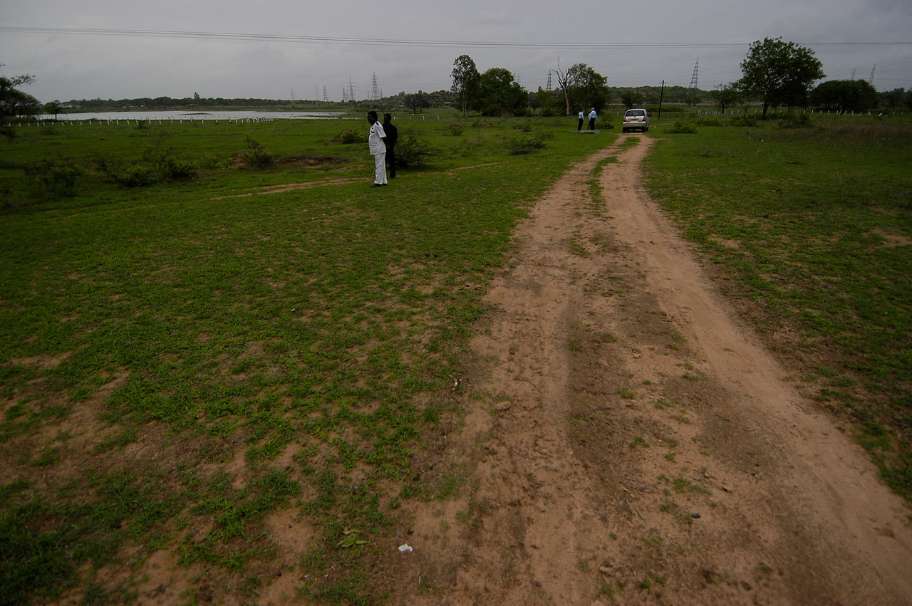 MS's 92 acre site in Hyderabad