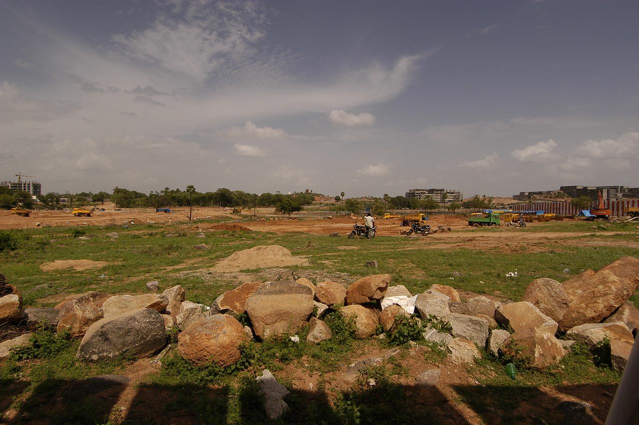 Mantri's resi site in Hyderabad