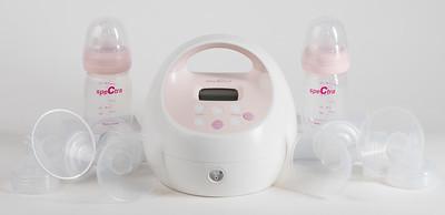 I-Serve breast pump-8193