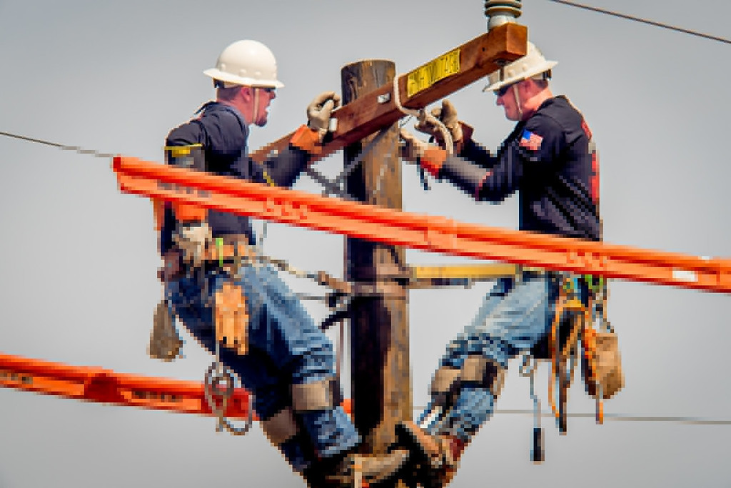 Public Power Lineworkers Rodeo