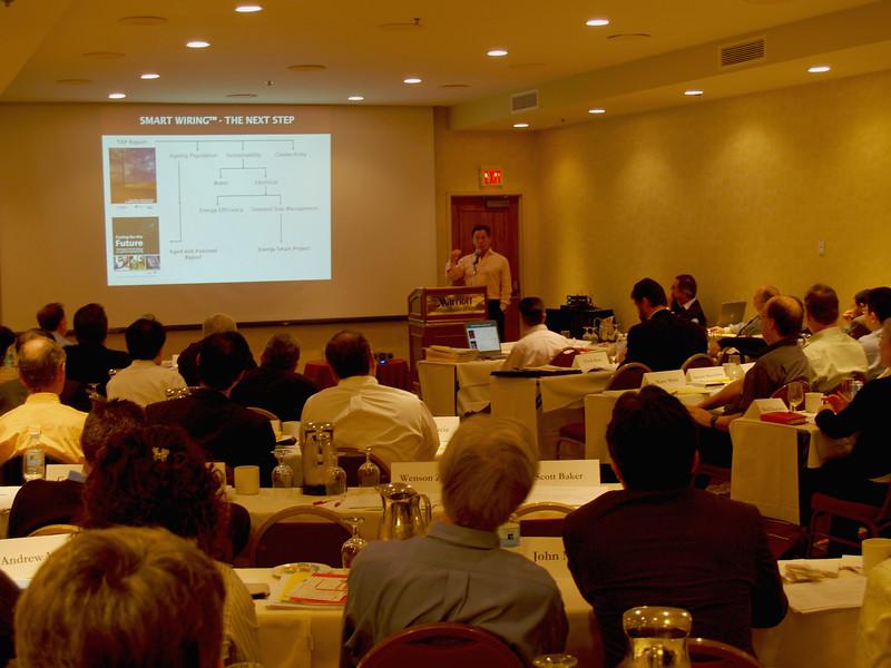 John Fennell presentation