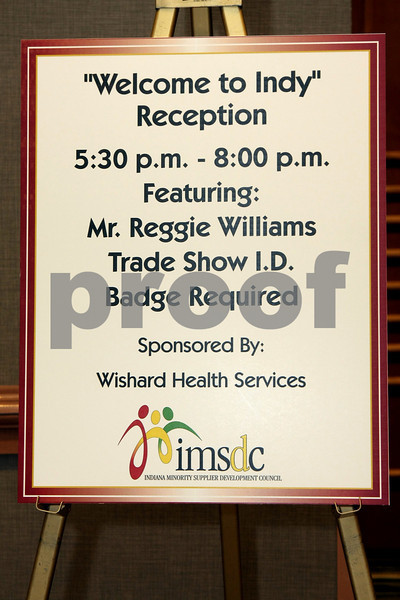 IMSDC: Welcome to Indy Reception