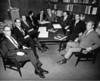 Downes, Fitzgerald, Machonis, Lammele from the Geneva office, Schetky, Moore, Whitman, Mareton from London, Rugile.