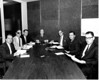 This is before 1969 and includes Irv Ellman and an unidentified person.