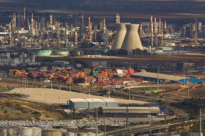 Industrial Haifa