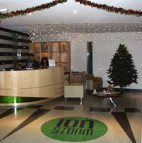 Christmastime at Ion