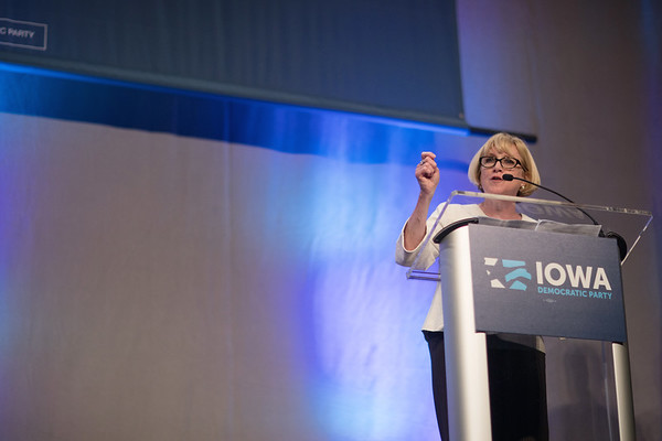 Cathy Glasson- Gubernatorial Candidate